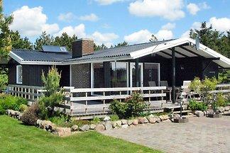 Großzügiges Ferienhaus in Hurup mit Terrasse