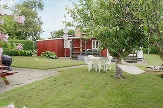Ruhiges Ferienhaus in Jütland Dänemark mit...