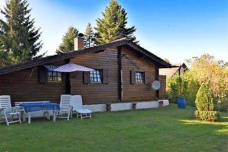Casa de vacaciones rústica cerca del bosque e...