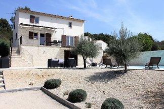 Luxuriöse Villa im Luberon mit eigenem Pool