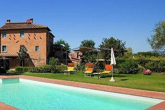 Prachtvolle Villa in Cortona mit Swimmingpool