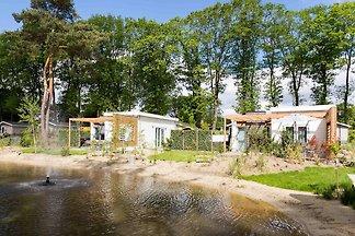 Luxus-Chalet mit Sauna und Whirlpool in der N...