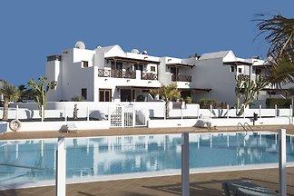 Ferienhaus Playa Blanca in Spanien mit...