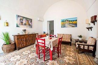 Idyllisches Ferienhaus in Lecce, Apulien nahe...