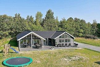 Atemberaubendes Ferienhaus bei Vejby mit...
