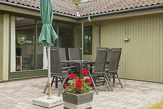 Gemütliches Ferienhaus in Ebeltoft mit Garten