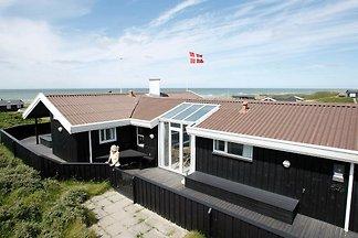 Modernes Ferienhaus in Lønstrup nahe der...