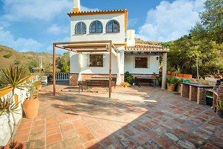 Abgeschiedenes Ferienhaus in Malaga mit priva...