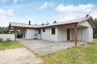 Modernes Ferienhaus in Norre Nebel mit...