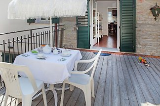 Ruhiges Appartement in Modigliana mit Pool