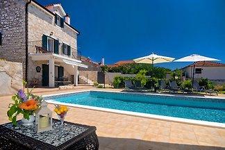 Eine bezaubernde dalmatinische Villa in...