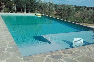 Das Idyllische Cottage in Cortona mit...