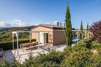 Ferienhaus in Montefiore Conca - Rimini mit...