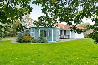 Voluminous Holiday Home in Juelsminde with...