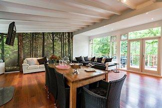 Schöne Villa in Bergentheim mit Sauna