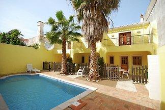 Superbe maison de vacances à Tavira avec pisc...