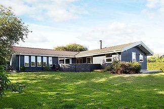 Geräumiges Ferienhaus in Zealand mit Sauna