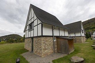 Vrijstaande villa met sauna, uitzicht op de...