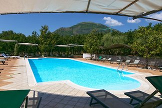 Spacious Holiday Home in San Cipriano Picenti...