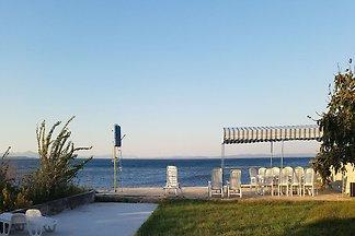 Ruhiges Ferienhaus in Privlaka mit eigenem...