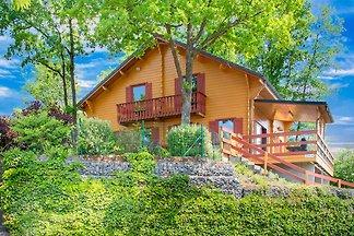 Charmantes Ferienhaus mit Sauna in...