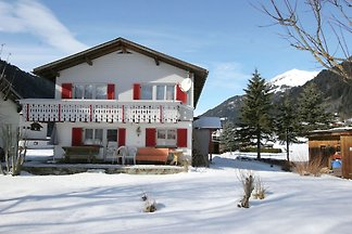 Apartment in St. Gallenkirch with Garden, BBQ...