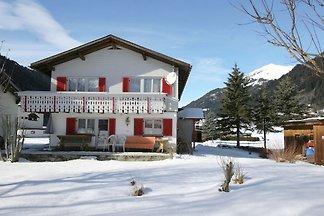 Schöne Ferienwohnung in Sankt Gallenkirch mit...