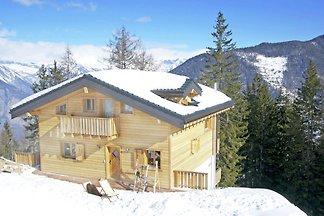 Charmant Chalet avec sauna à Riddes