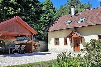 Exklusives Cottage in Turnov nahe Skigebiet