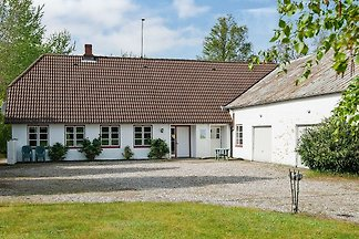 Koloniales Ferienhaus in Nordborg mit Garten