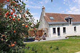 Wunderschöne Villa im Zentrum Frankreichs mit...