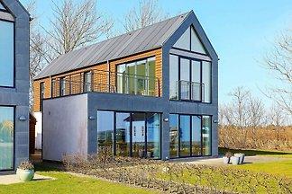 Stilvolles Ferienhaus in Thyholm mit...