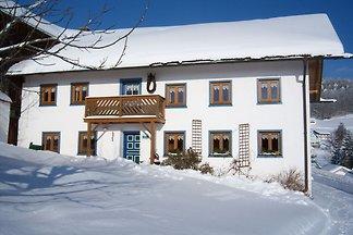 Ehemaliges Bauernhaus mit Garten, Liegewiese ...