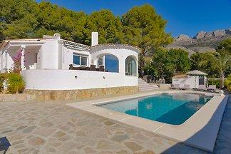 Wunderschöne Villa in Altea mit privatem...