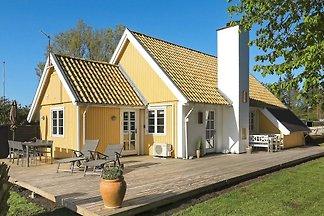 Komfortables Ferienhaus auf Fünen in Meernähe