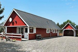 Gemütliches Ferienhaus in Rømø mit überdachte...