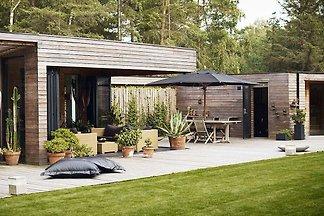 Wunderschönes ökologisches Haus für 7 Erwachs...
