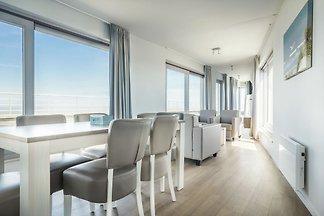 Schönes Penthouse mit grandiosem Meerblick in...