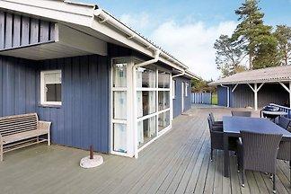 Wundervolles Ferienhaus in Hals mit Whirlpool