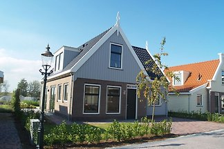 Freistehendes Ferienhaus am Markermeer, nahe...