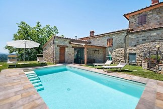 Princely Holiday Home in Chitignano with Swim...