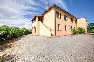 Gemütlicher Bauernhof in Capannoli mit...