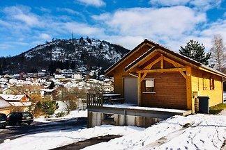 Wunderschönes Chalet mit Terrasse im Zentrum ...