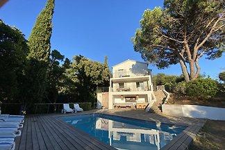 Luxuriöse Villa in La Croix-Valmer mit eigene...