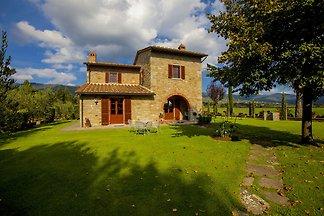Villa di provincia a Cortona (Toscana)