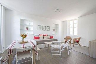 Przytulny apartament w Bayeux z ogrzewaniem