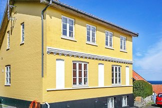 Modernes Appartement in Bornholm mit Grill