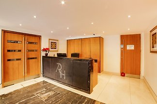 Premium Apartment in London mit Sauna