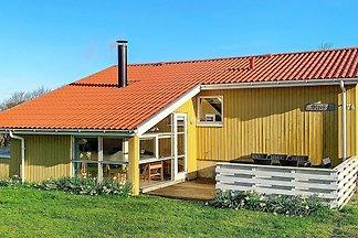 Wunderschönes Ferienhaus in Hemmet mit Sauna