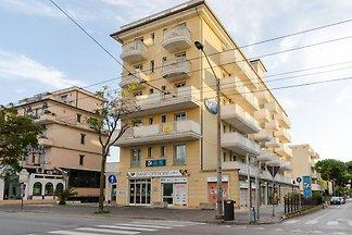 Gemütliche Ferienwohnung in Rimini Italien na...